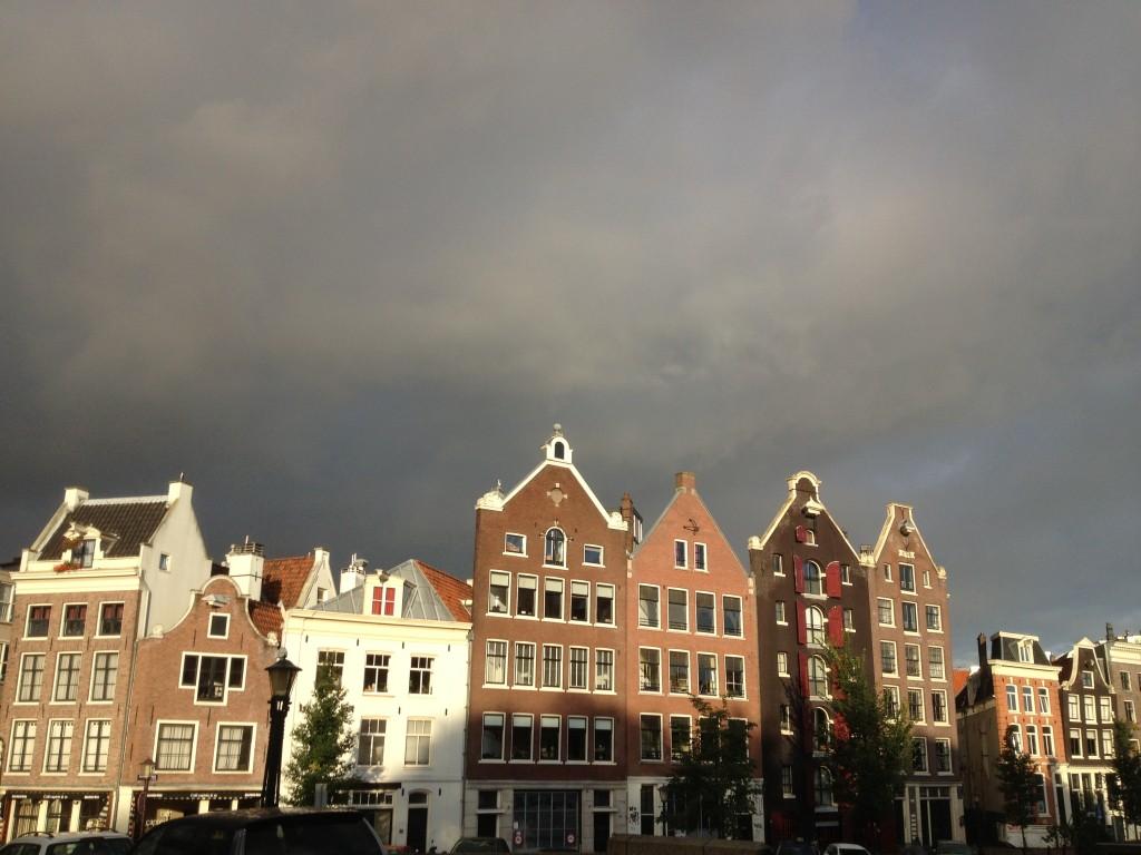 en dit.  Amsterdam op z'n mooist!