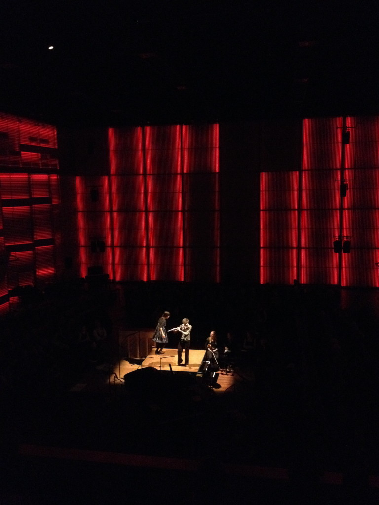 Muziek & tapdans in de Grote Zaal