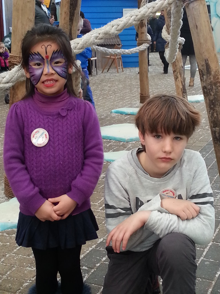 Alyssa en Daniel