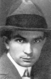 Dichter Paul van Ostaijen