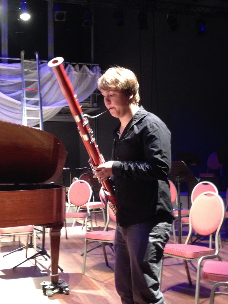 Thomas Dulfer - bassoon