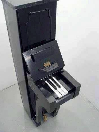 Very small piano