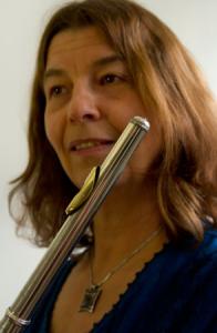 Dwarsfluit docente Karen Lavie