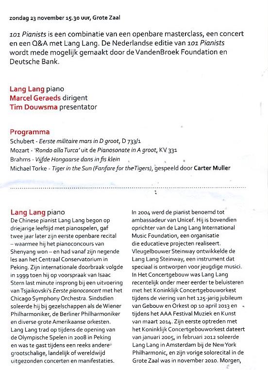 Programma blz.2
