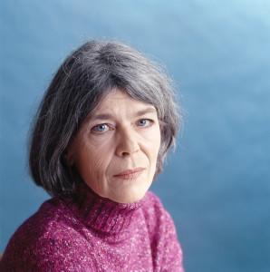 Schrijfster Anne Enquist