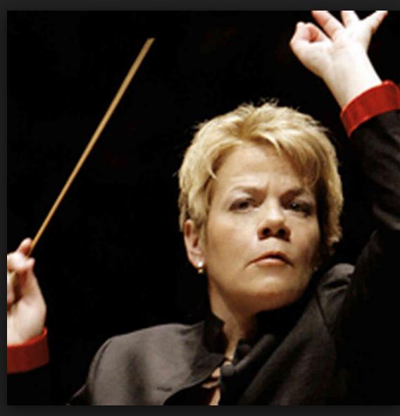 Dirigente Marin Alsop