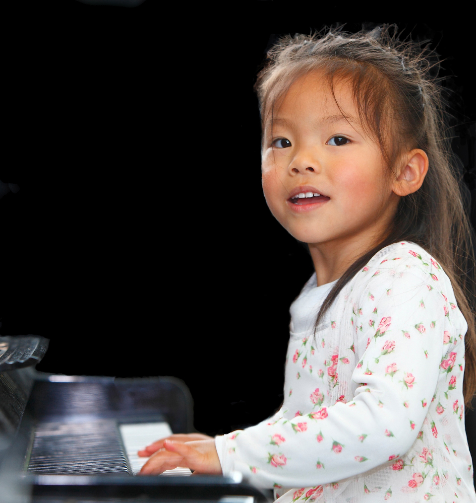 Alyssa toen ze nog klein was ;-)