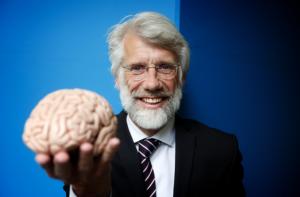 Neuropsycholog Eric Scherder
