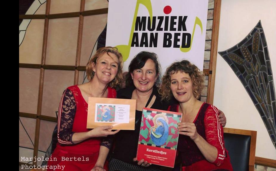 Met Tjakina Oosting &  Marieke van der Heyden