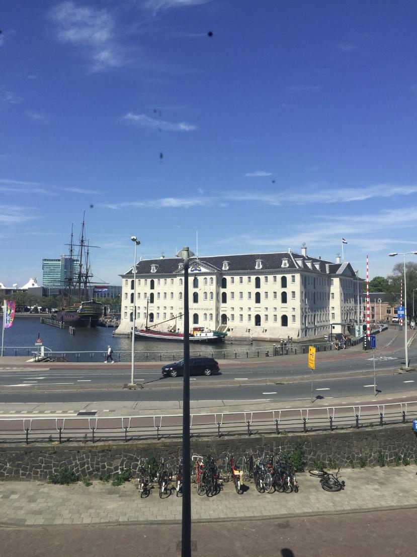 Uitzicht Zeemanshuis