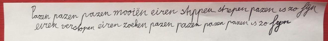 Gedicht van Anna (6)