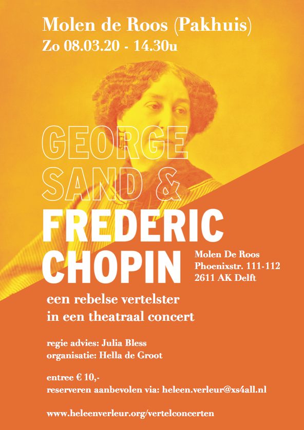 Poster Sand in Delft
