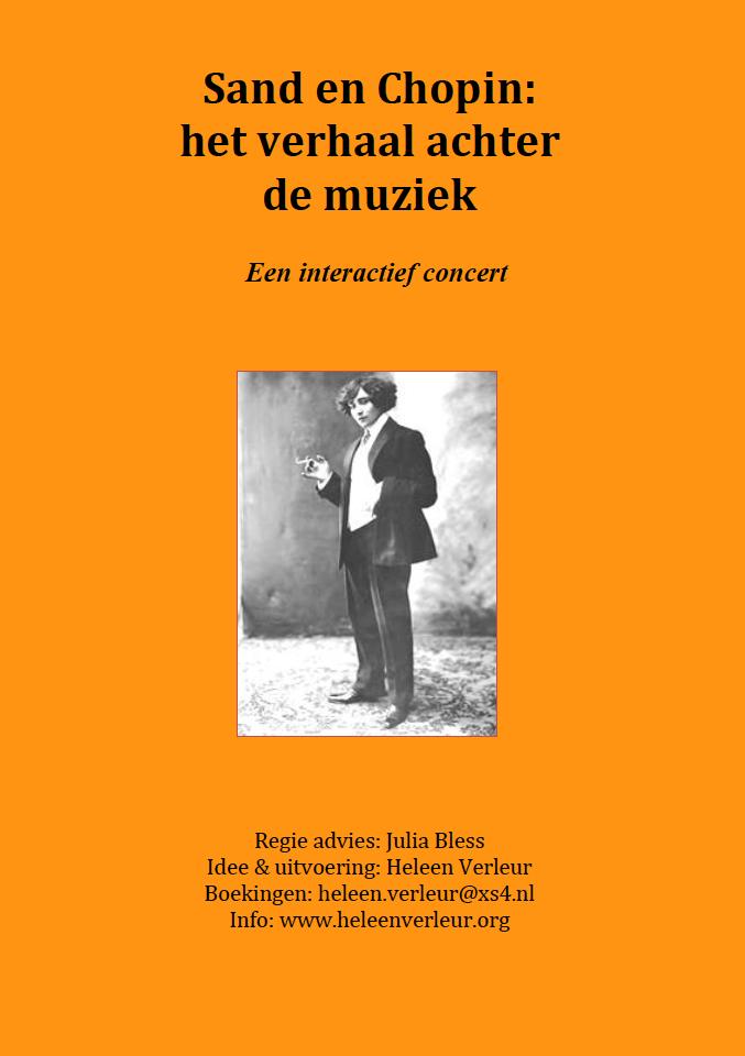Flyer voorkant