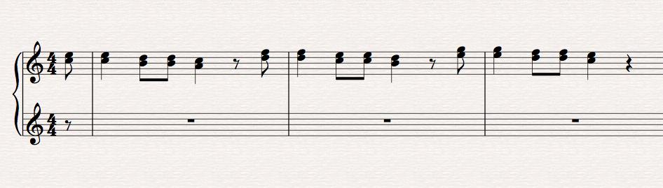 Compositie van 11-jarige