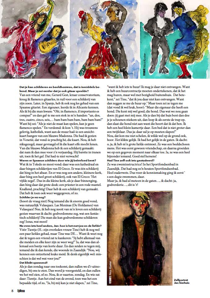 Interview voor OpNieuw juni 2019 blz.8