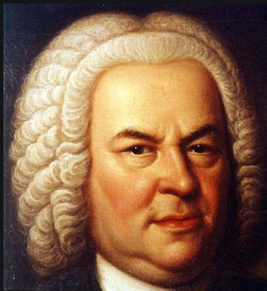 Bach before he saw the text