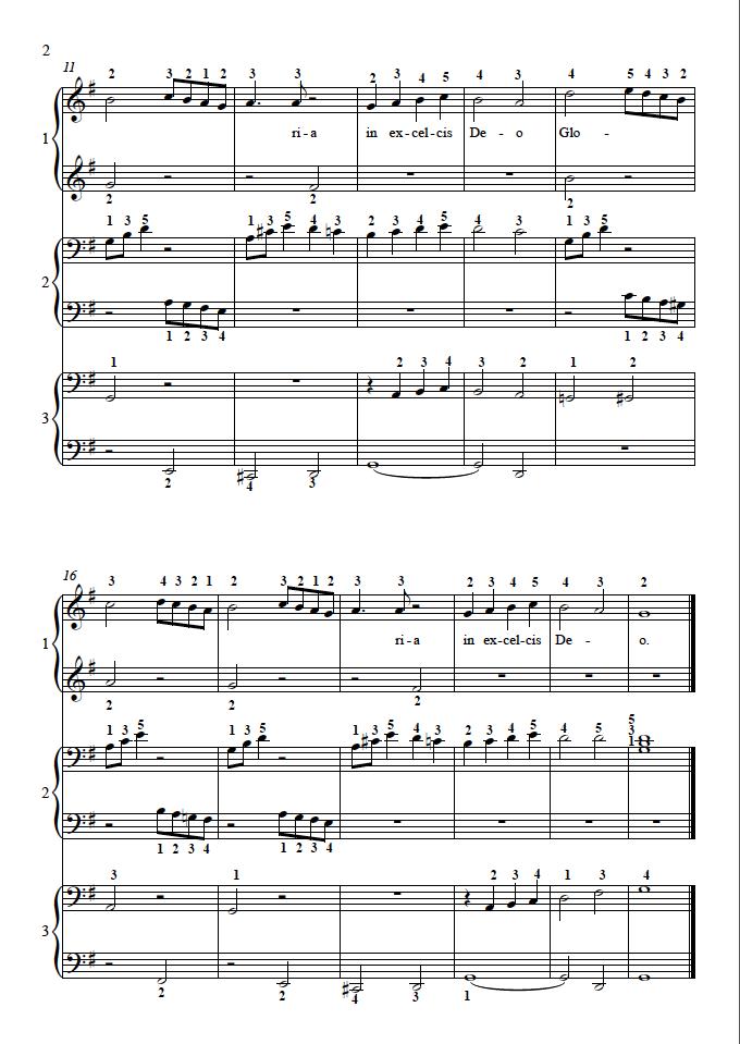 Gloria blz.2