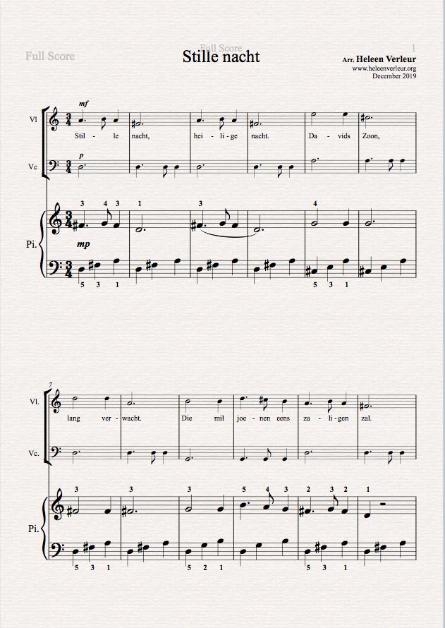 Piano blz. 1