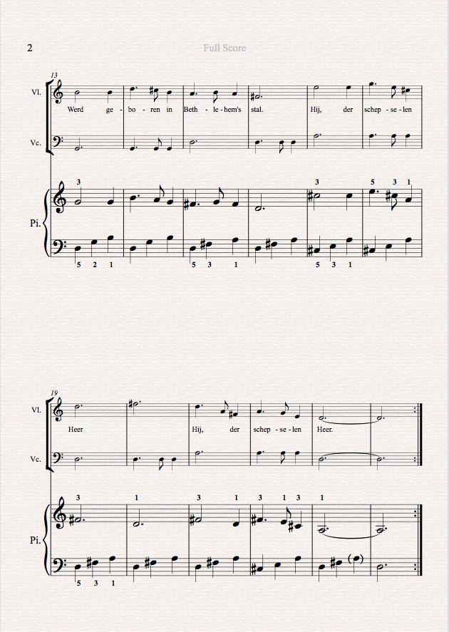 Piano blz. 2