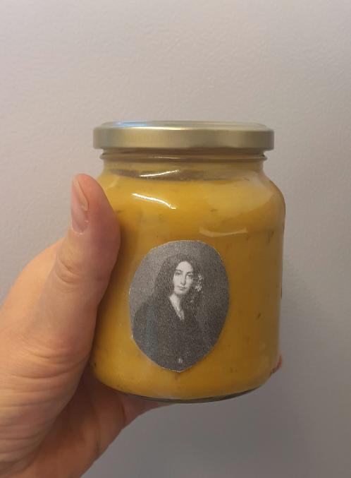 Soep gemaakt door mijn vriendin Hella