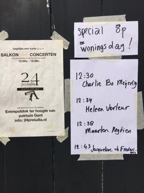 Aankondiging Stichting Pianoconcerten